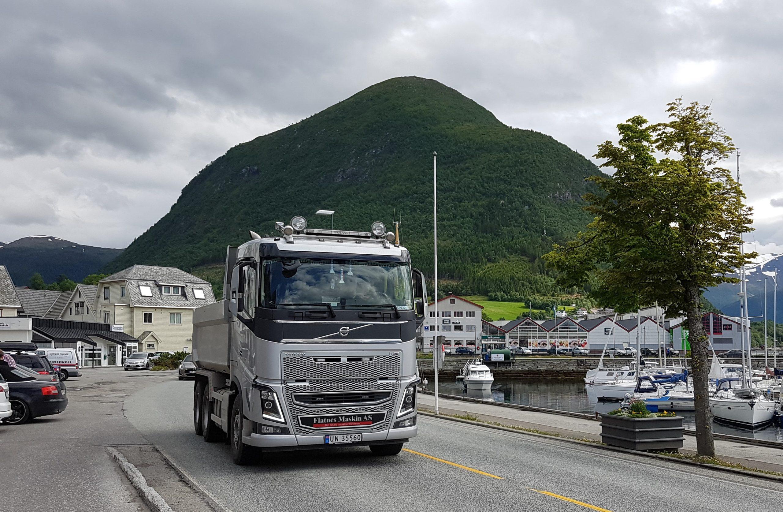 Lastebilsjåfør / Maskinkjører